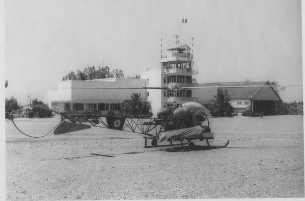 Bell 47 et Tour-Boufarick Jean Binnet