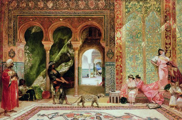 benjamin constant a-royal-palace-in-morocco