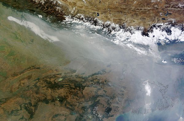 Terra - MODIS - Himalaya - Tibet - 05-12-2011 - RR5