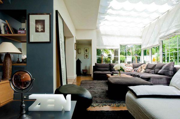 Une maison dans la for t par sarah lavoine a part a - Blog deco maison de famille ...