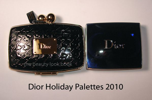 Dior Holiday Palette Picks