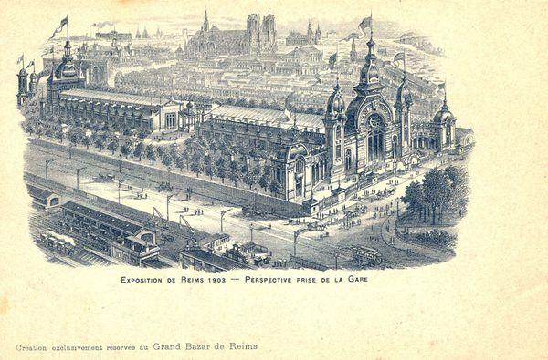 GBR Reims 1903 800