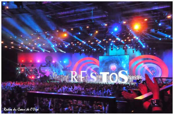 Les Enfoires 2011 Arena Montpellier 01