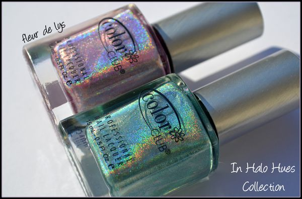 Color Club In Halo hues Collection 2