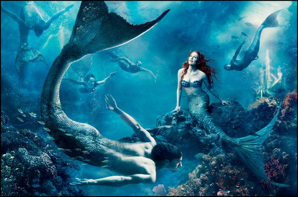 Annie-Leibovitz-Julianne-Moore-Ariel-la-petite-sirene.jpg