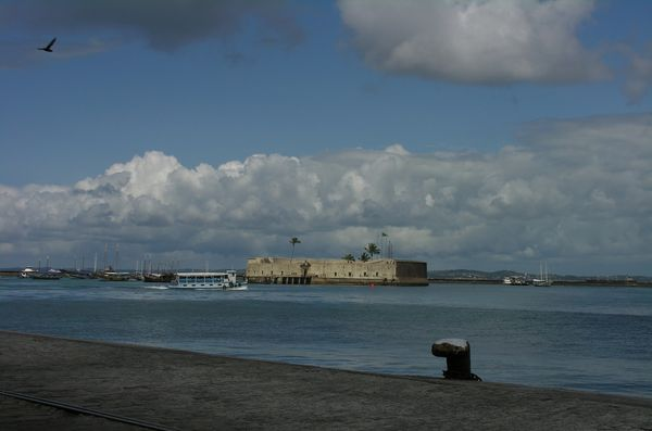 Bresil Bahia Salv Port Fort22