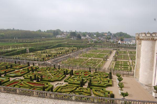 Chateau de Villandry (2)