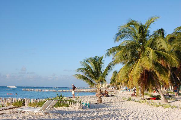 Mexique cote caraibe