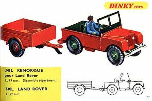 catalogue dinky toys 1967 p77