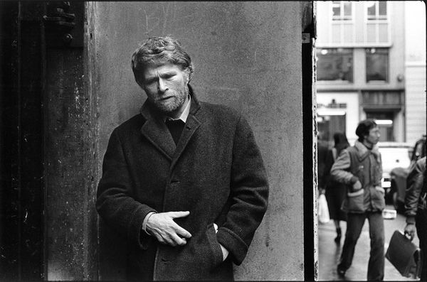 Ronald B. Kitaj, Londres, 1978