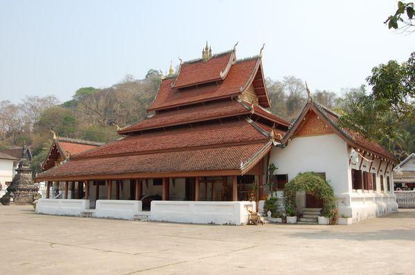 Laos Luang Prabang Vat Mai Suvannaphumaham (2)