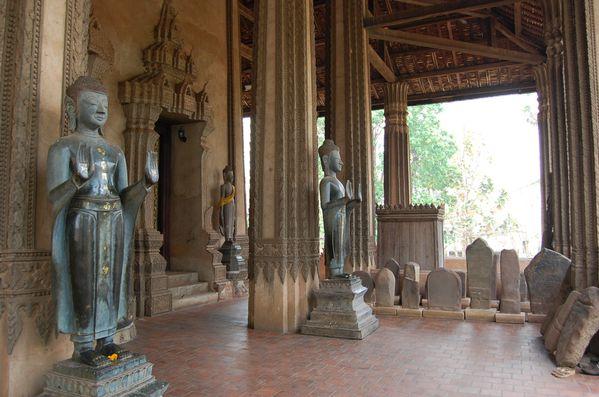 Laos temple de Haw Pha Kaeo (2)