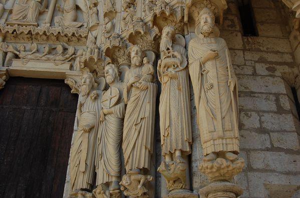 cathedrale de chartre statuaire (9)