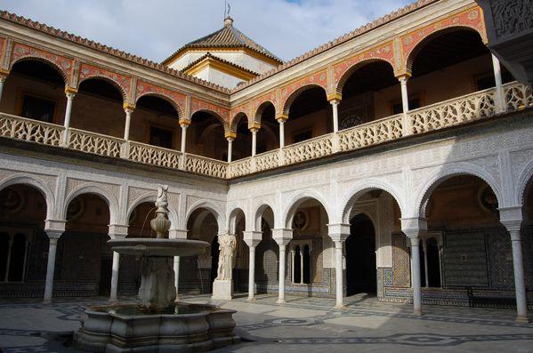 Espagne Seville casa de pilatos (5)
