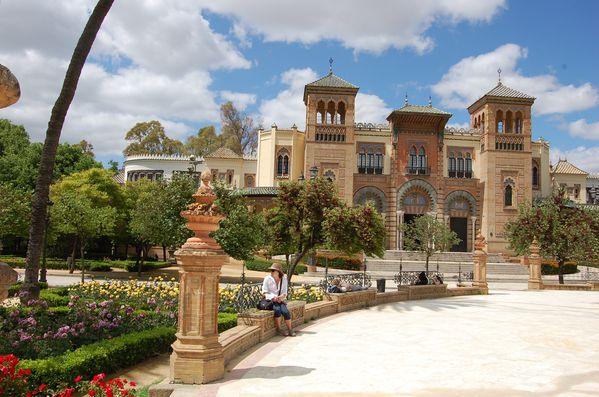 Seville Parc de María Luisa (11)