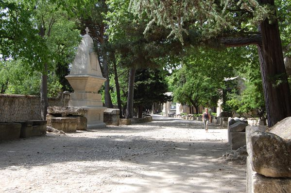 Arles les Alyscamps (4)
