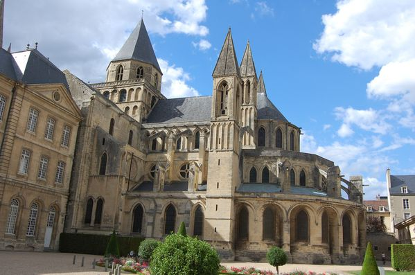 France Caen Eglise Saint-Etienne (4)