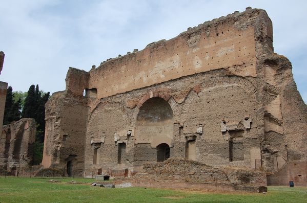Rome thermes de baths of caracalla (2)