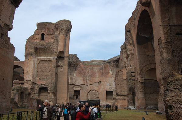 Rome thermes de baths of caracalla (3)