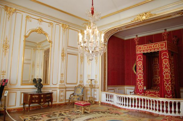 France rennaissance ch teau de chambord lankaart for Scene d interieur blois