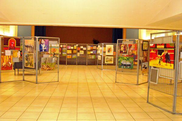 salle expo