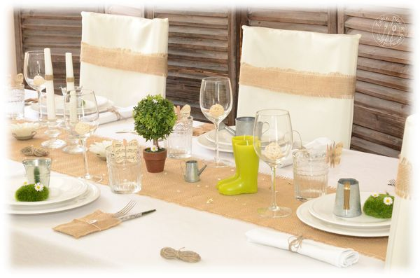Table-Un-jardin-Printanier 9100