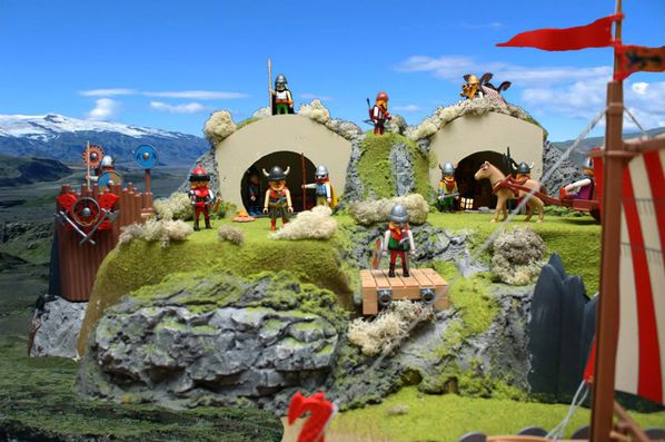viking playmobil d