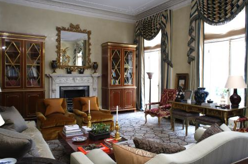 Decors anglais le blog de for Interieur style anglais