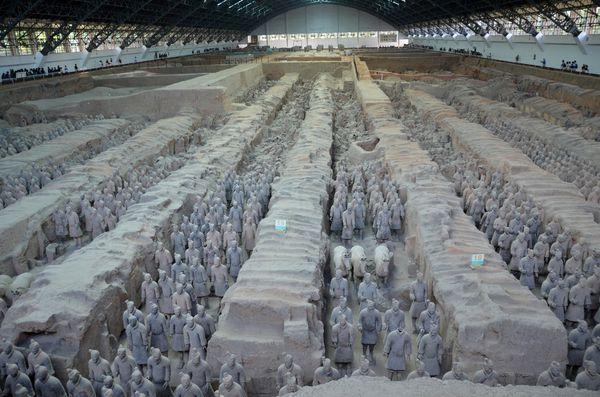 Xi'An Terracotta Army (9)