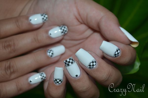 water decal F023- boutique nails papillons (2)