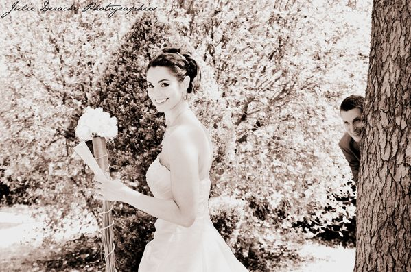 photographie mariage surprise