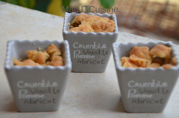 crumble pomme 1