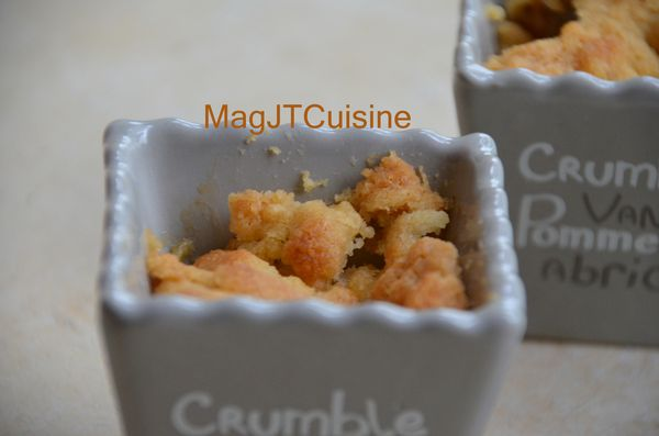 crumble pomme 2