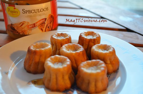 canneles au speculoos1
