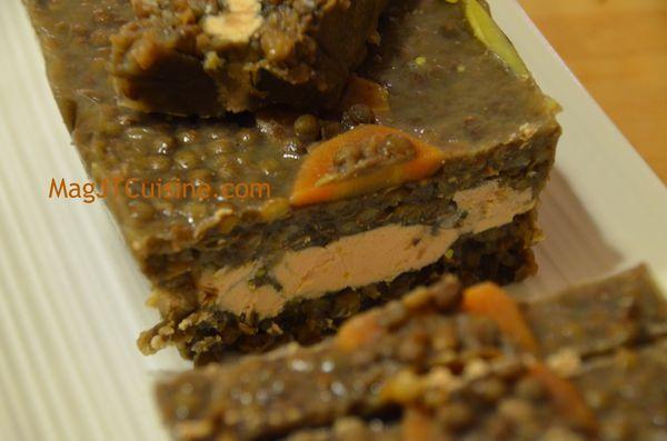 terrine lentille foie gras1