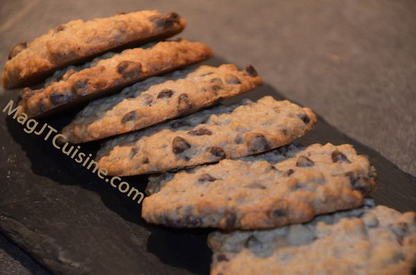 cookie au flocon d'avoine 2