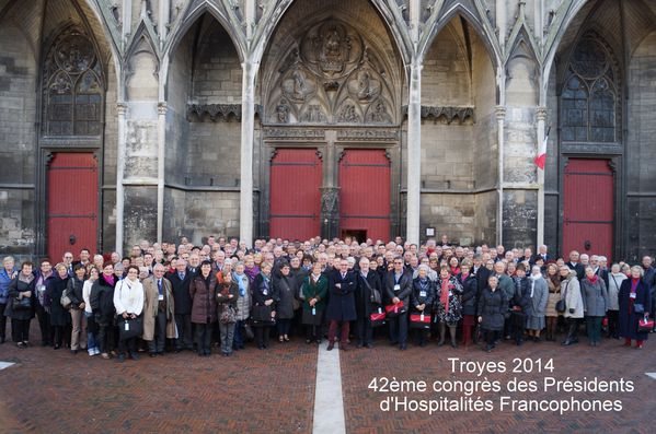 Congres Troyes