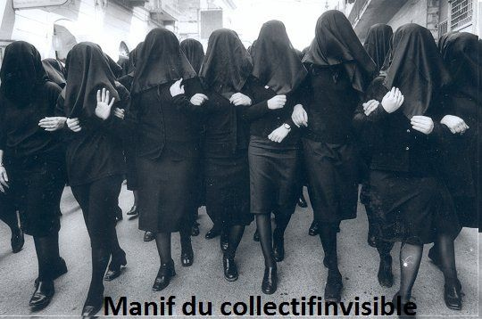 Le Collectif Invisible !