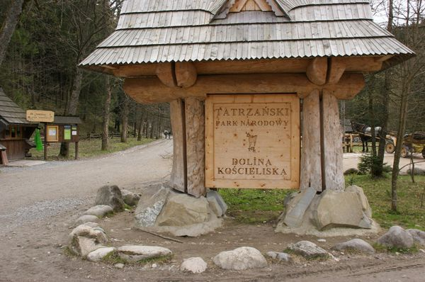 Tatras carpates park narodowy pologne