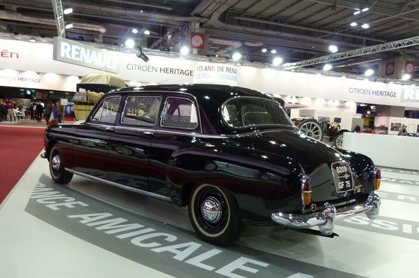 Renault Frégate Limousine 1957 566