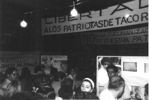 Carnevale Graziela 1968 Tucuman Arde 01