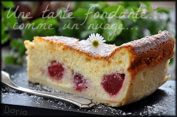 Gateau fraise light