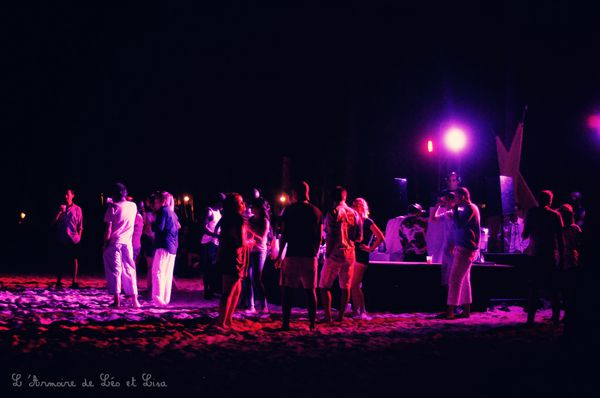 beach party club med