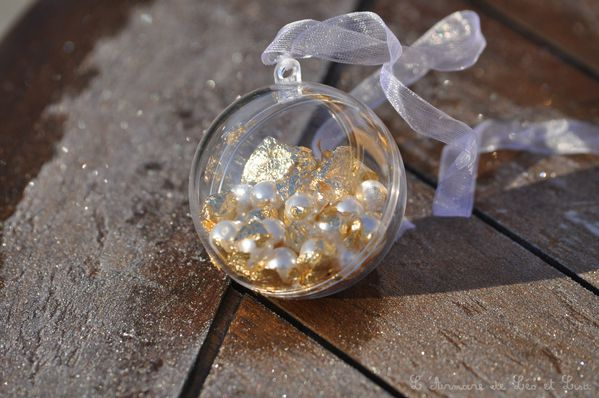 Sapin de noel decoration 15 boule de noel home - Decoration boule de noel transparente ...