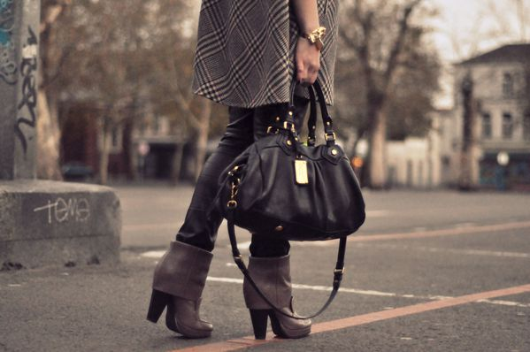 BLOG outfit hiver cape slim cuir (11)
