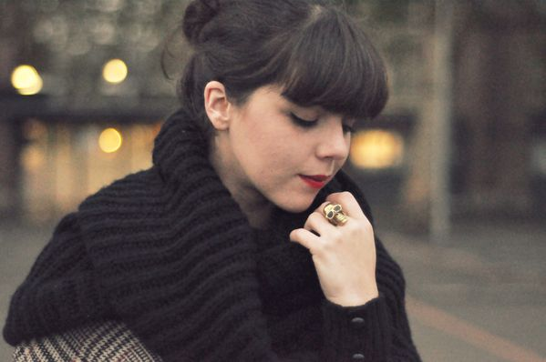 BLOG outfit hiver cape slim cuir (7)