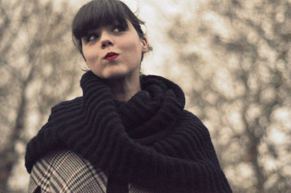 BLOG outfit hiver cape slim cuir (8)