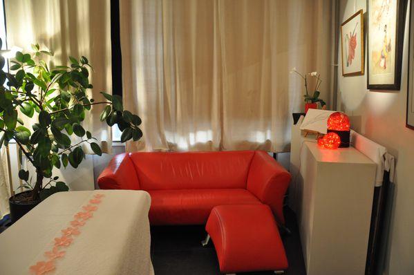 Atelier de Beaut+® Paris Exclusive - Cabine 1