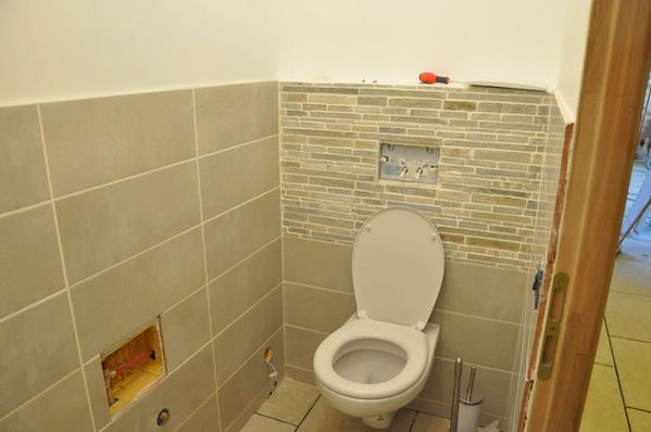 Idee Carrelage Wc. Beautiful Chambre Deuxieme Chance Faience Pour ...
