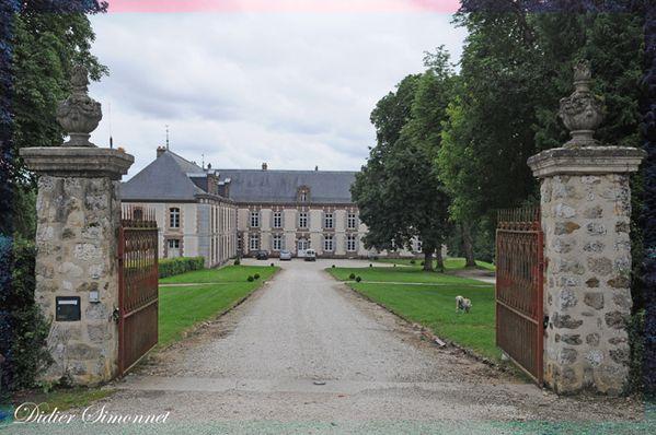 MONTMORT-LUCY ( Marne ) Didier Simonnet----
